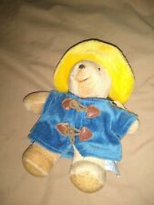 Eden Toys Paddington Bear Soft Toy - Good Condition