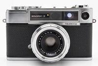 Yashica Minister D Kamera Kleinbildkamera - Yashinon 1:2.8/45mm Optik