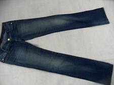 G-Star elegantes jeans roler straight talla 30/36 top 718