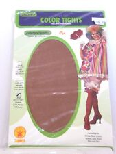 Size Large Beige Women's Tights Rubies Costumes Halloween Party Theater Dance