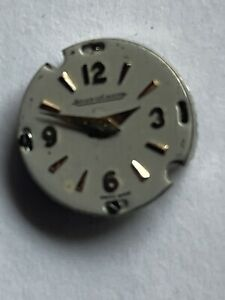 VINTAGE LECOULTRE BACKWIND LADIES WATCH MOVEMENT FOR PARTS OR REPAIR