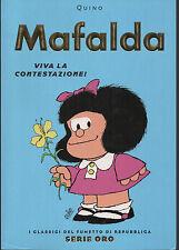QUINO - MAFALDA. VIVA LA CONTESTAZIONE! - I CLASSICI DEL FUMETTO DI REPUBBLICA