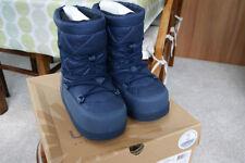 UGG Australia Leather Upper Boots Slip-on Shoes for Girls