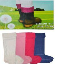 Unbranded Women's Welly Socks