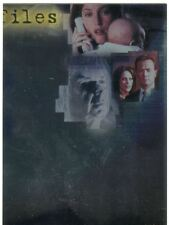 X Files Connections Mulders Secret Files Chase Card M9