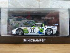 CHEVROLET CORVETTE CALLAWAY C6 Z06R GT3 VLN 2010 #86 Minichamps Modello Auto 1:
