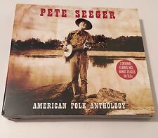 American Folk Anthology by Pete Seeger New Music CD