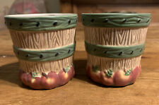 New ListingYankee Candle * Apple Barrel Votive Holders * Good Used Condition