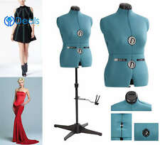 Professional Adjustable Dress Form Women Mannequin Stand Sewing Dressmaker Mediu