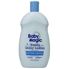 Baby Magic Gentle Baby Lotion, Soft Cotton Blooms 16.50 oz