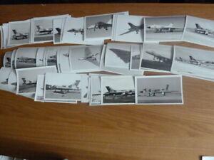 ROYAL AIR FORCE, AVRO VULCAN aircraft, photographs x 64