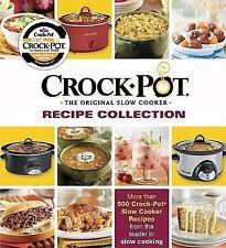 Crock Pot Recipe Collection (2008, Hardcover)
