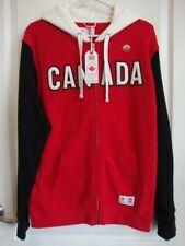 Team Canada 2014 Sochi Olympic HBC Hudson's Bay Hoodie Jacket Men Small - 2018