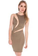 Mesh Summer Sleeveless Dresses for Women