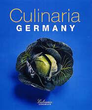 Culinaria Germany by Ullmann Publishing (Hardback, 2000)