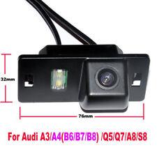 Caméra de recul pour Audi A3/A4 (B6/B7/B8) /Q5/Q7/A8/S8 Caméra de renversement