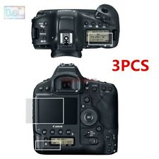 Self-adhesive Glass LCD Screen Protector Guard Cover for Canon 1DX Mark II 1DXII