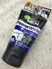 Garnier Men Power White Super Duo Foam Dark Spots Pore Tightening Brighter Face