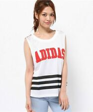 adidas Polyester Running Vests for Women