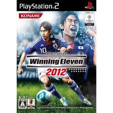 Used PS2 World Soccer Winning Eleven 2012 Japan Import