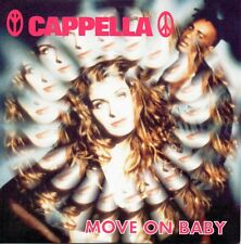 CD Single CAPPELLA	Move on baby 2-track CARD SLEEVE