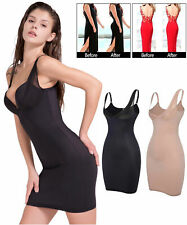 Full Slip Shaper for Women Under Dress Seamless Tummy Control Body Shaper Corset