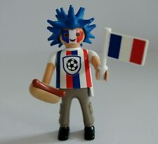 Playmobil Series 10 Football Supporter Figure