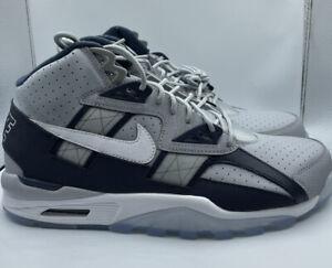 Nike Air Trainer SC High Georgetown Men's Size 12 Wolf Grey Blue (DM8320-001)