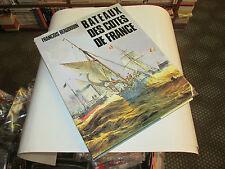 bateaux des cotes francaises ... F.BAUDOUIN ..