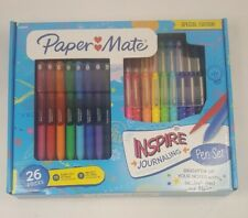 26ct Paper Mate Flair & InkJoy Gel Pen Special Edition Set