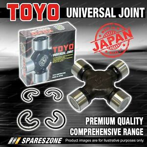 1 x Rear Toyo Universal Joint for Bedford J Series 200 220 214P TK Series