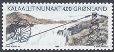Greenland 1994 Buksefjorden Hydro Electric Power Station, UNM / MNH