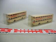 AF16-0,5# 2x Wiking H0 24 730 Berlin Bus MAN CARTE SD 200 Novapax, W+