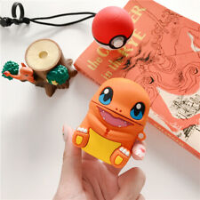 Pokemon Airpod 1 2 Case Cover Protective Silicone Shockproof Apple Airpods