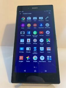 Sony Xperia Z Ultra 16GB (Unlocked) Smartphone Mobile Black