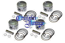 81-83 SUZUKI GS650 0.5mm OVER SIZE PISTONS SET 62.50mm 10-GS650PS-1