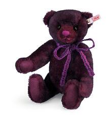 Steiff Limited Edition Anushka Teddy Bear EAN 034800 34 Cm Bordeaux + Boîte NEUF