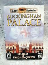 Hidden Mysteries: Buckingham Palace  (Mac, 2009)