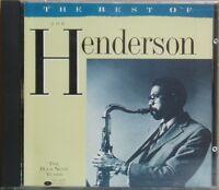 CD The Best of JOE HENDERSON  Blue Note 1991