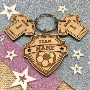 Personalised Birthday Football Keyring Gift For Him Dad Daddy Papa Pops Grandad