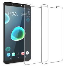 2 Pack, HTC Desire 12 Plus Screen Protectors Best Tempered Glass Thin Protection