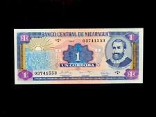 Nicaragua (P173) 1 Córdoba 1990 UNC
