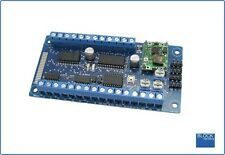 BLOCKsignalling SRV4 Servo Motor Control Module Controller Model Railway Board