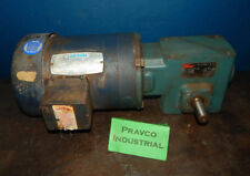 Leeson 11004700 3475hp Motor With Dodge Tigear Mr94753l1 S Ux Gearbox