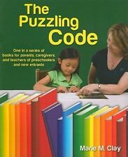 The Puzzling Code: One in a Series of Books for Parents, Caregivers, and Teacher