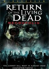 Return of the Living Dead: Necropolis (DVD, 2006), Cut UPC, New