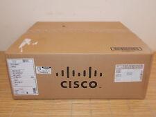 NEW Cisco 2851-V/K9 Voice Router 3x PVDM2-64 VWIC2-2MFT-T1/E1 NM-HDV2-2T1/E1 NEU