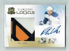09-10 UD The Cup Limited Logos  Phil Kessel  /50  Auto  Patch