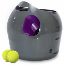 PetSafe Automatic Tennis Ball Launcher Thrower Dog Indoor/Outdoor Toy + 2 Balls