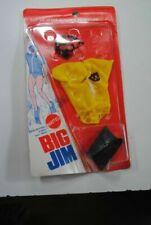 Mattel 1973 Carded Big Jim Skin Diving Outfit 8855 Complete Still